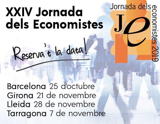 XXIV Jornada dels Economistes