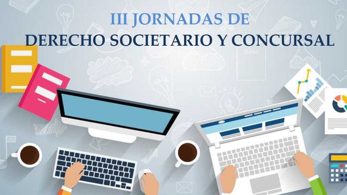 III Jornadas de derecho societario y concursal